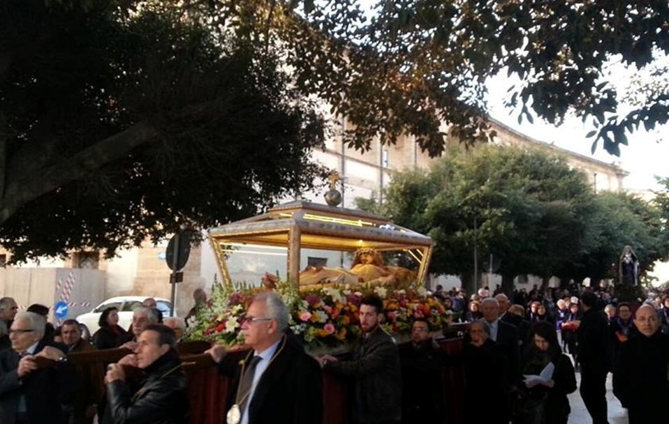 Mazara, domani la processione del venerdì santo. Ordinanza della Polizia Municipale