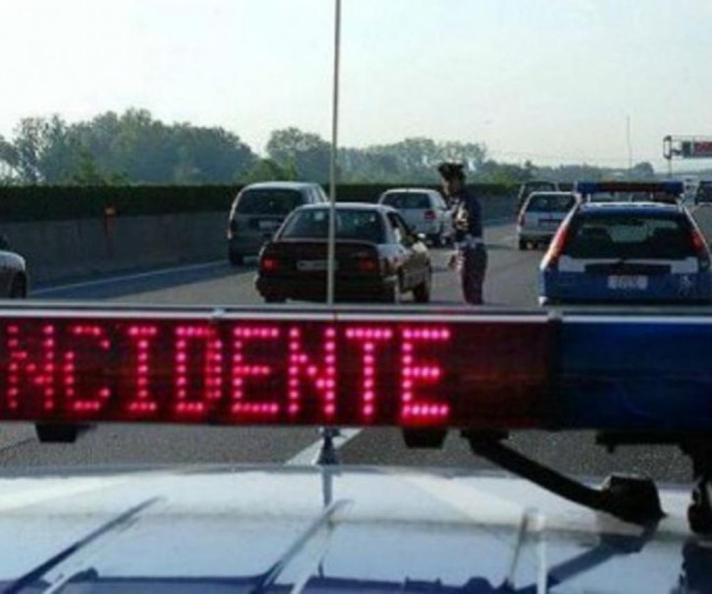 Incidente sulla Palermo Mazara del Vallo, auto cappottata e feriti