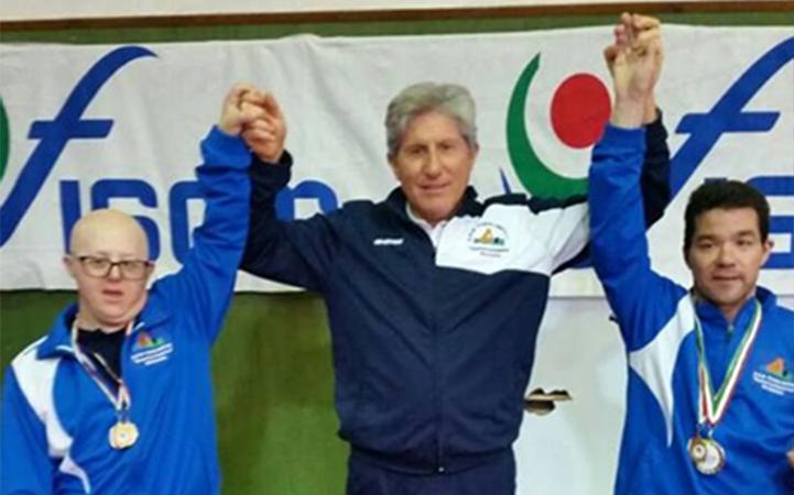 Campionato Regionale FISDIR di Tennis Tavolo, ORO ai mazaresi Francesco Asaro e Giuseppe Sciacca