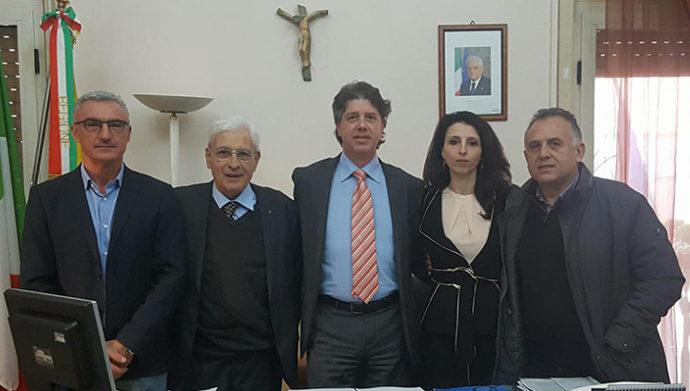 Campobello, il sindaco Castiglione assegna le deleghe agli assessori della nuova Giunta