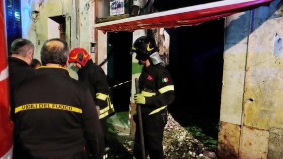 Palermo, fuga di gas in una panineria, due uomini feriti per la fiammata