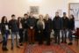 """Alunni dell'Istituto Tecnico per Geometri """"R. D'Altavilla"""" - V. Accardi"""" in stage al Comune di Campobello"""