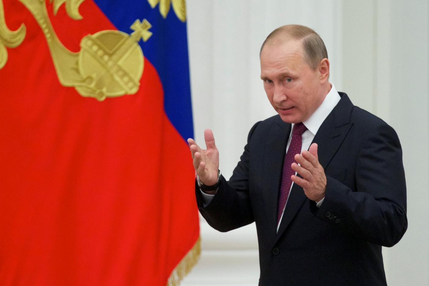 La Russia espelle 150 diplomatici, 60 sono americani: atto 'speculare'