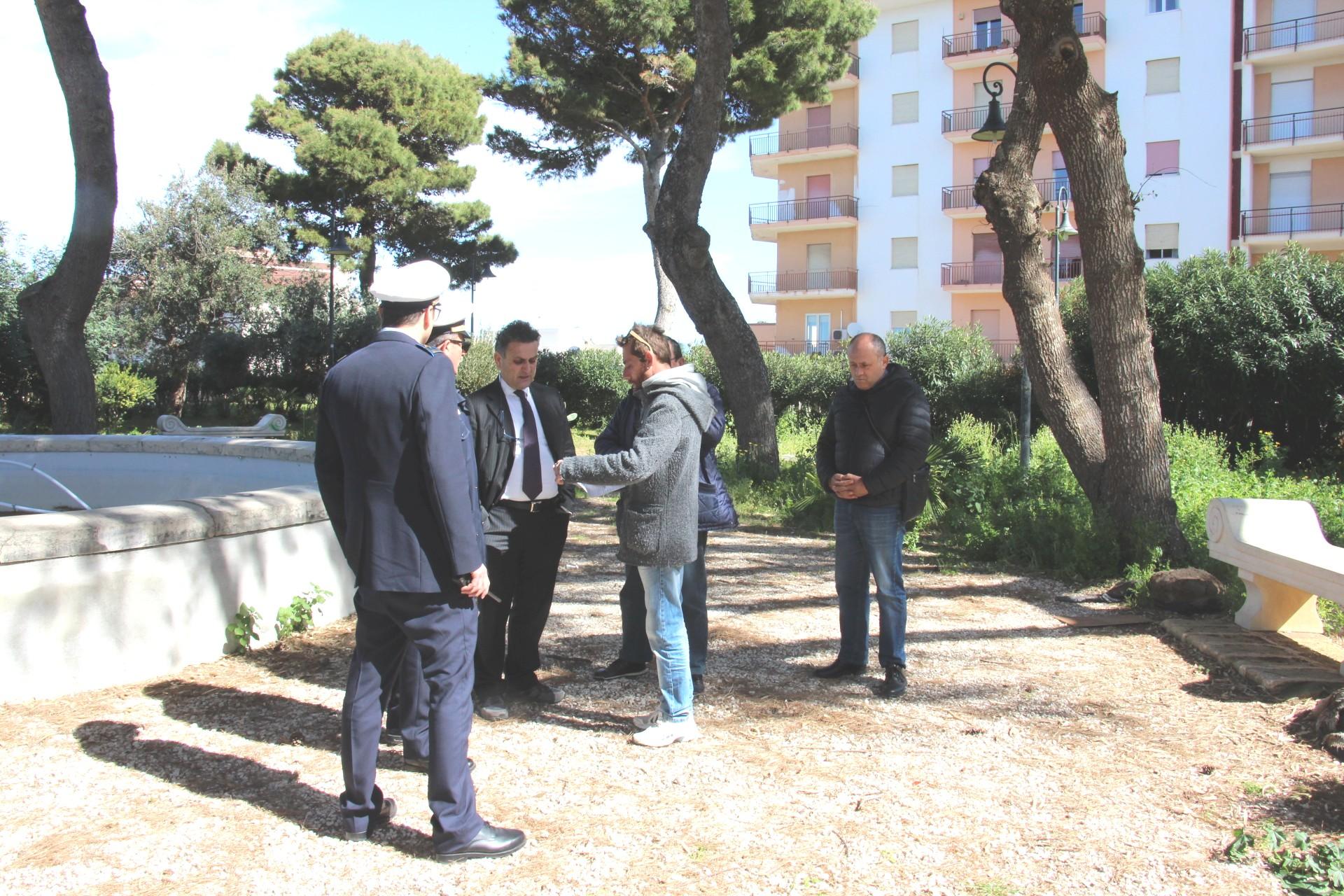 Marsala, vandali a villa Cavallotti: solidarietà dell'amministrazione comunale