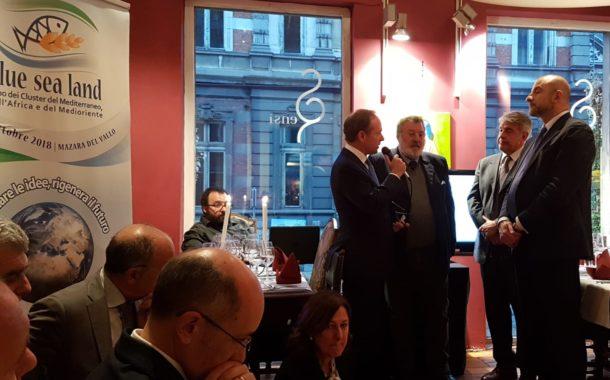 Bruxelles, presentata la VII edizione di Blue Sea Land
