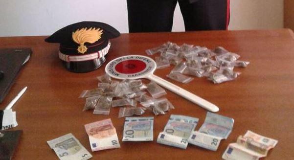 Castellamare del Golfo, arrestato 50enne per spaccio di droga