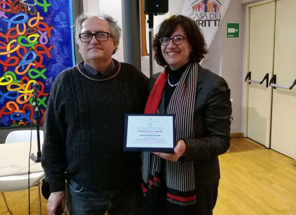 Mazara, premio nazionale per il progetto