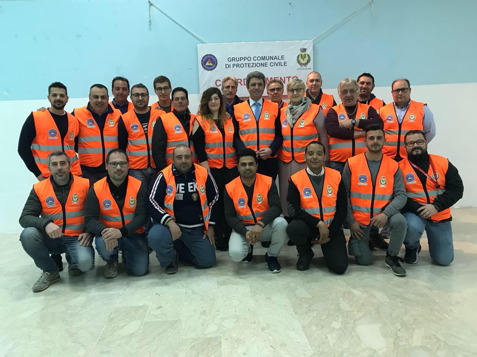 Salemi, Domenica gazebo informativo sul Piano protezione civile
