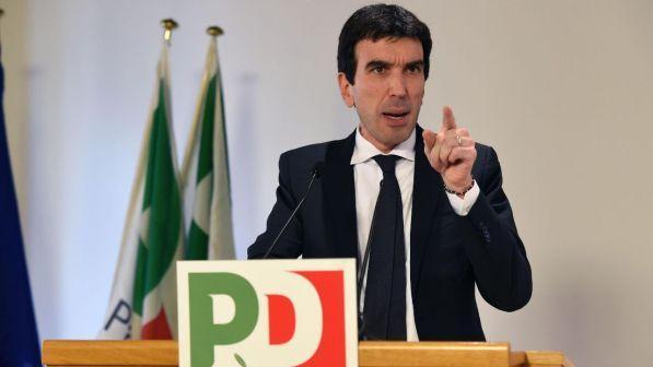 Martina dopo la chiusura di Renzi a M5s: