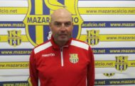 Mazara calcio, mister Mazzara convoca 19 giocatori per la trasferta di Mussomeli