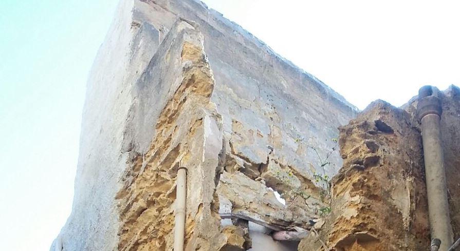 Mazara, messa in sicurezza immobile via Paolo Ferro. Pericolo crolli in un fabbricato privato