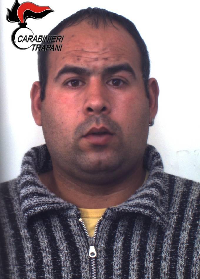 PACECO: DROGA IN CASA  ARRESTATO DAI CARABINIERI 33ENNE