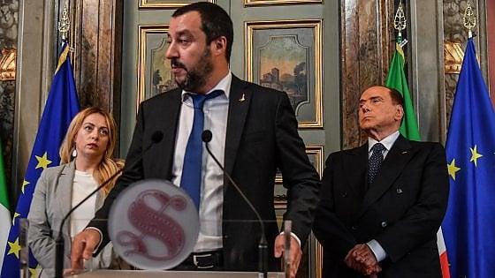 Salvini conferma linea a Casellati: