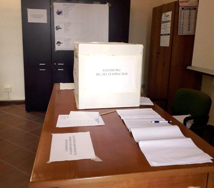 Mazara, i risultati ufficiali delle rappresentanze sindacali unitarie