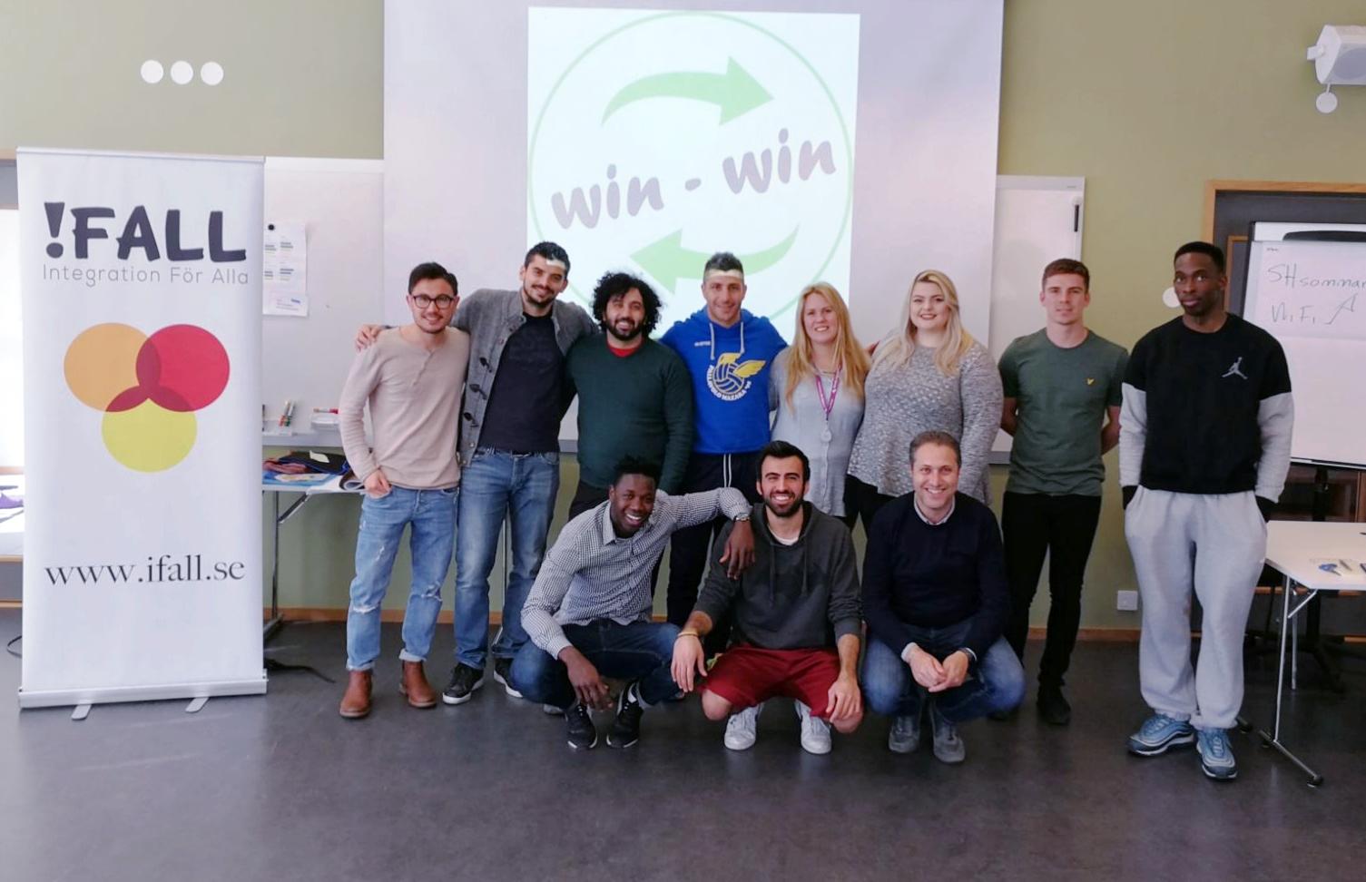 Mazara, stage in Svezia per il progetto