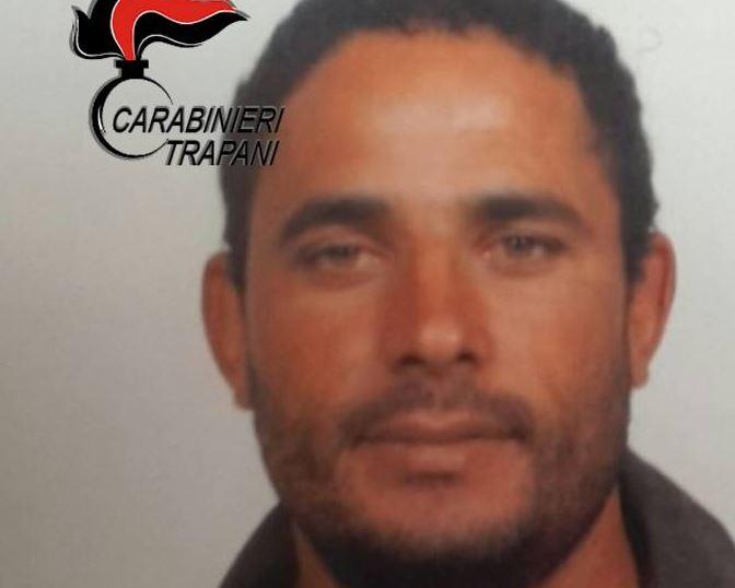 Castelvetrano, carabinieri effettuano servizio a largo raggio. Arrestato latitante tunisino