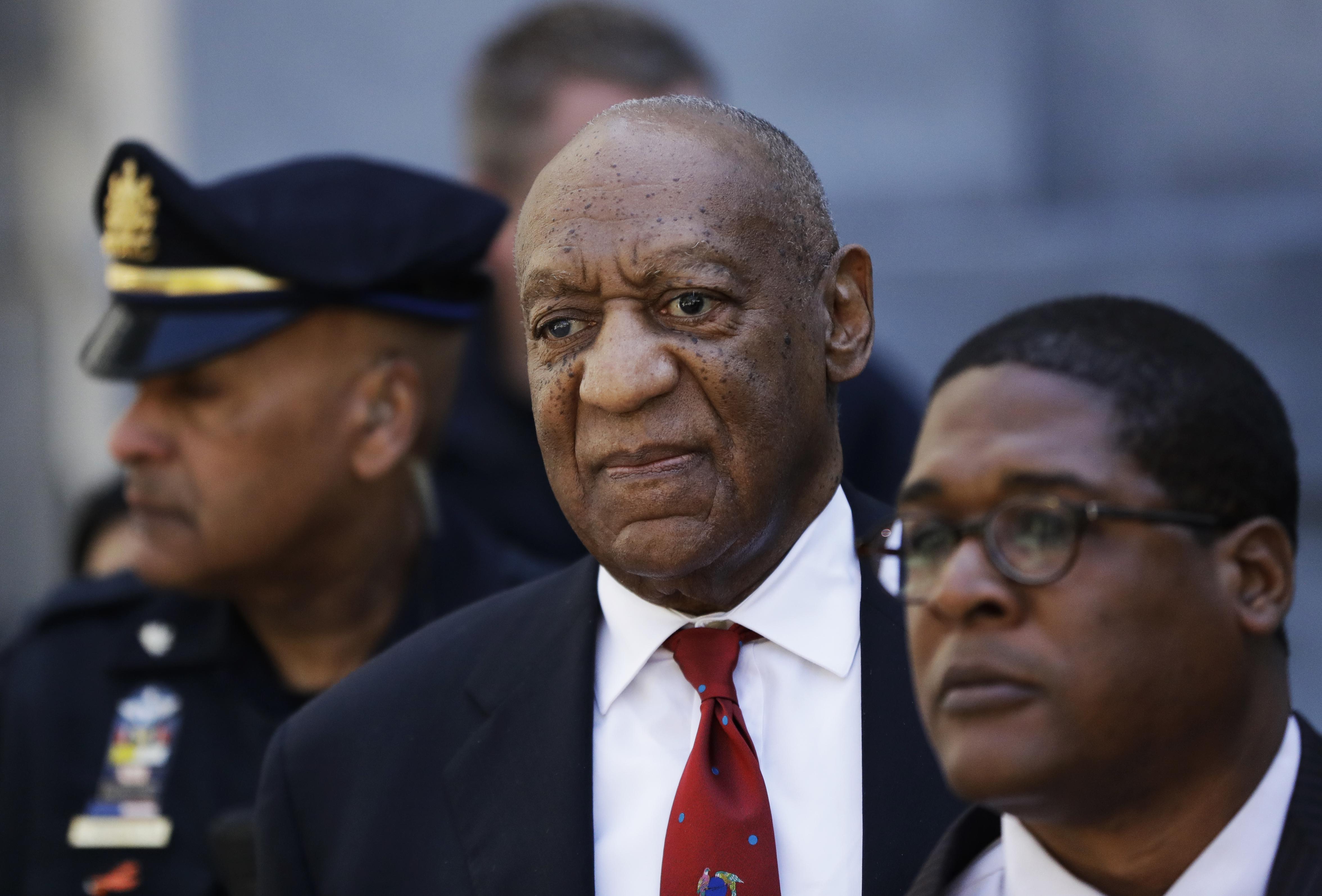Molestie, Bill Cosby condannato per