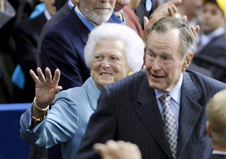 E' morta Barbara Bush, aveva 92 anni