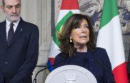 Governo: A Casellati mandato esplorativo, riferisce entro venerdì