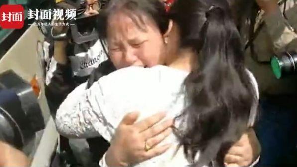 Cina, ritrovano la figlia dopo 24 anni di ricerche