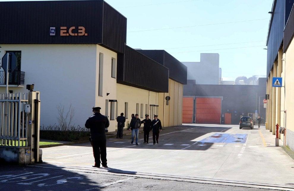 Treviglio, esplode autoclave in un'azienda di mangimi, morti due operai