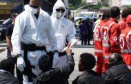 Migranti sbarcati a Trapani, più di 300 hanno la