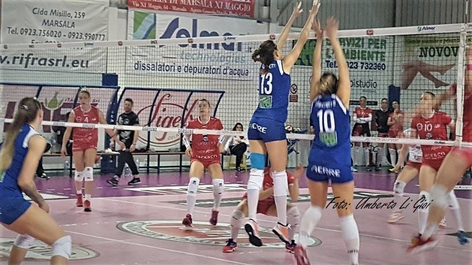 Sigel Marsala Volley - Bartoccini Gioiellerie Perugia 3-0