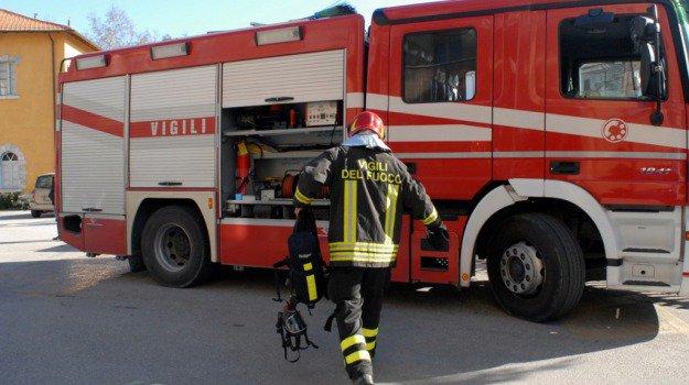 Incendio in una casa di riposo a Marsala, salvati 20 anziani