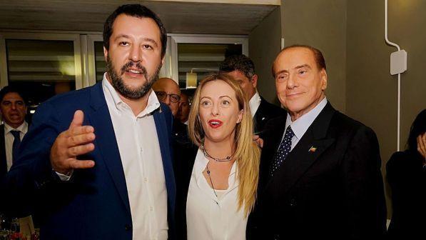 Salvini manda un messaggio a Di Maio: