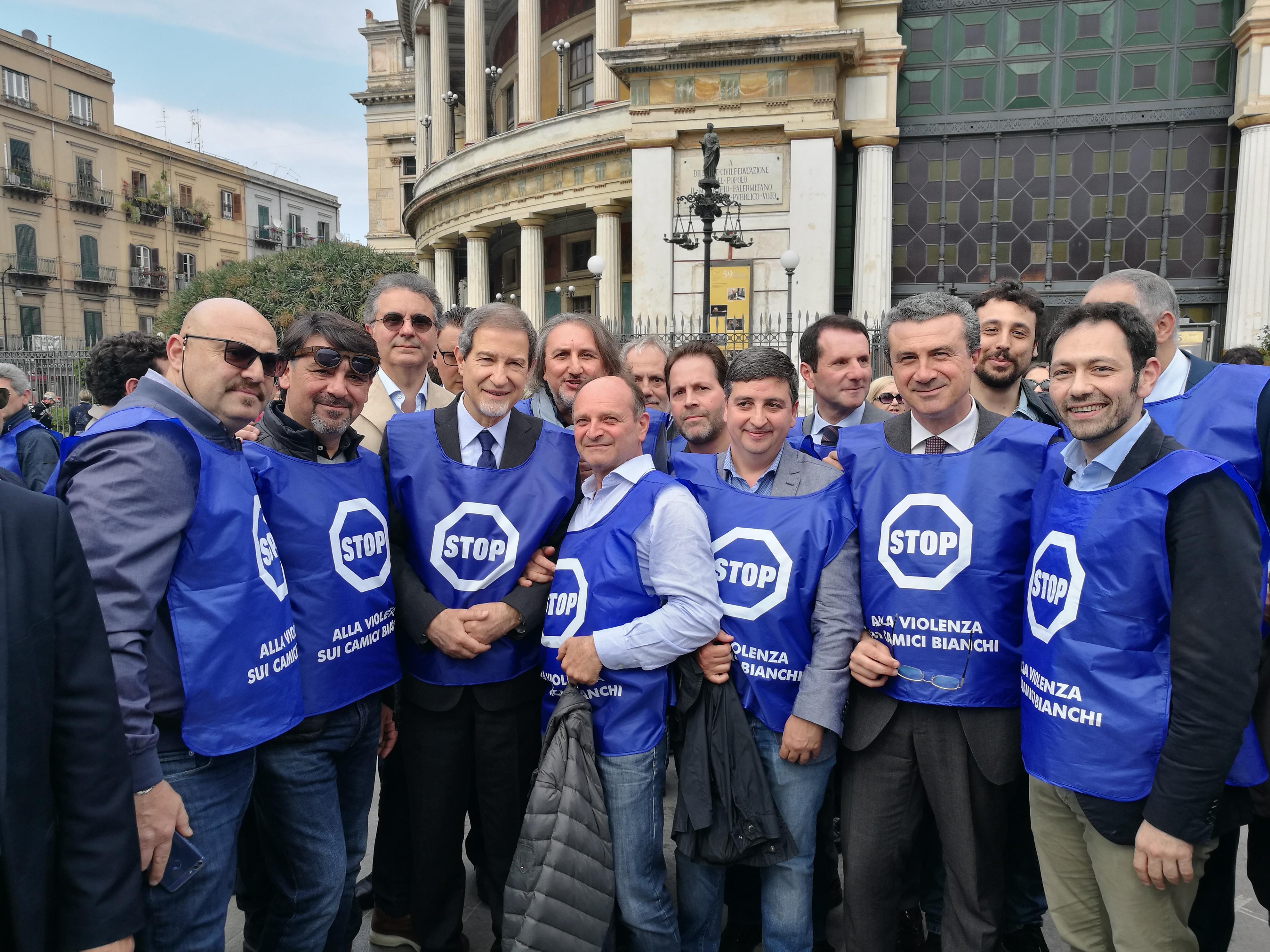 Sanità in Sicilia. No alla violenza, Ugl si schiera al fianco degli operatori sanitari