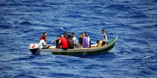 Migranti: sbarco di tunisini a Lampedusa