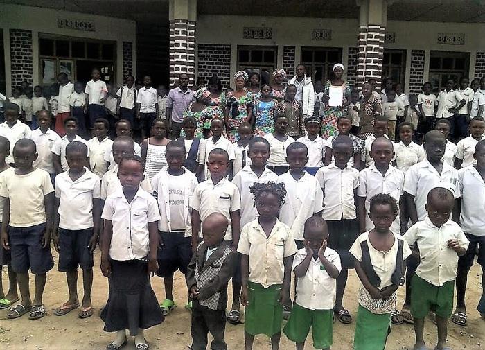 Nuova scuola in Congo, ha il nome di una ragazza italiana