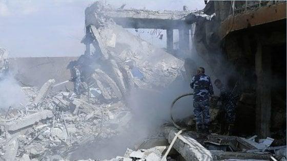 Siria, dopo l'attacco è scontro all'Onu tra Washington e Mosca. Gli Usa: