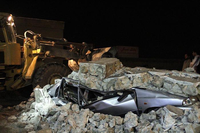 Terremoto in Iran, scossa di magnitudo 5.9 a Bushehr