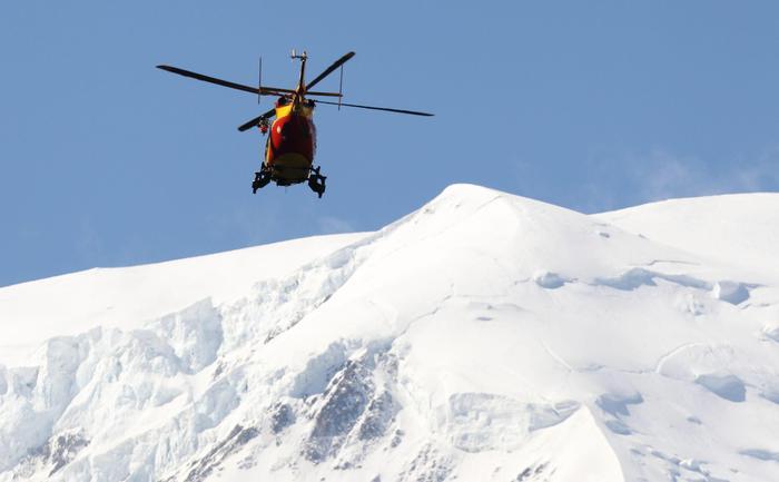 Francia, valanga in zona Chamonix, almeno un morto