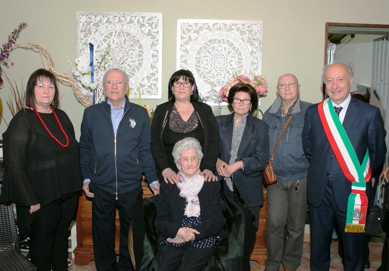 Altra centenaria a Marsala: é Antonina Pulizzi