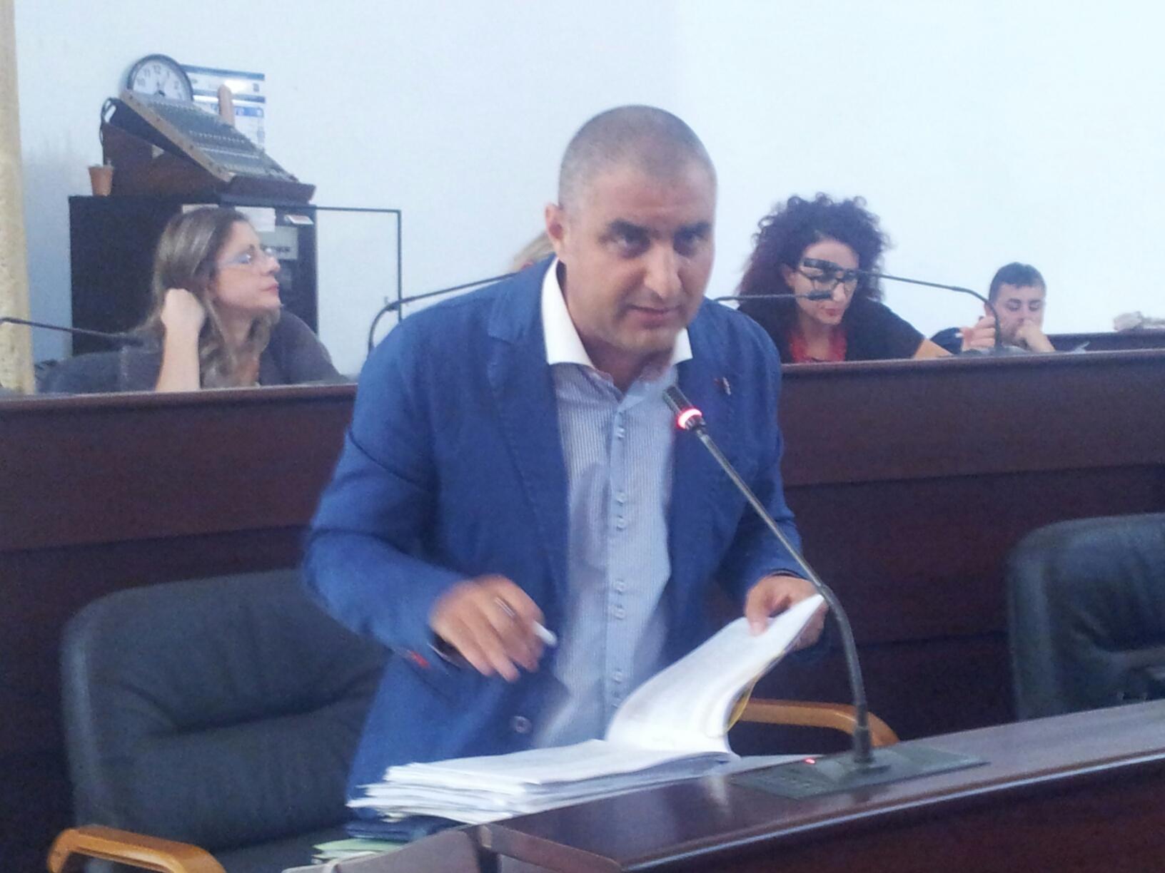 Mazara, M5S, Mozione ufficio di piano per la redazione del PRG