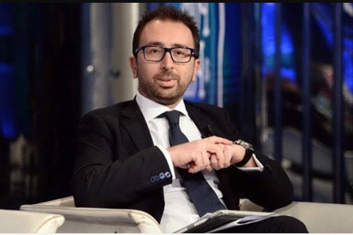 Il mazarese On. Alfonso Bonafede è il nuovo Ministro della Giustizia