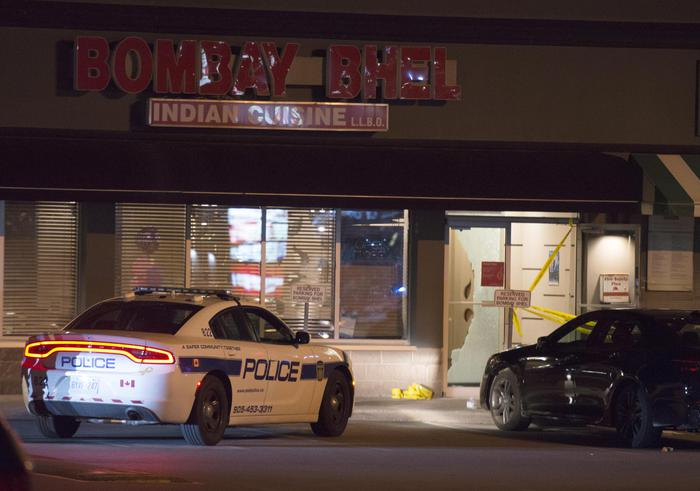Canada: ordigno in ristorante, almeno 15 feriti