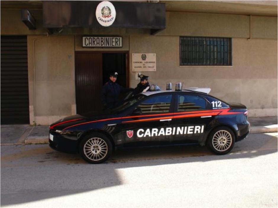 Mazara, Tre persone arrestate e due giovani denunciati per guida in stato di ebrezza