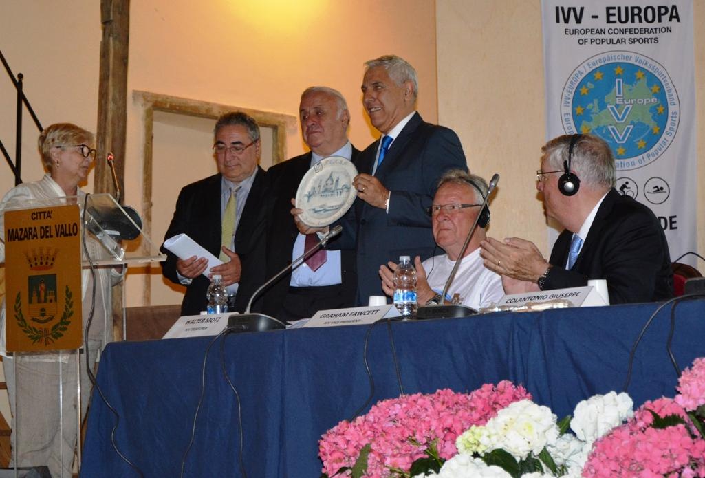 Mazara, al via l'Europiade con il congresso internazionale della Federazione Sport Popolari. Presenti 100 delegati provenienti da oltre 30 Nazioni