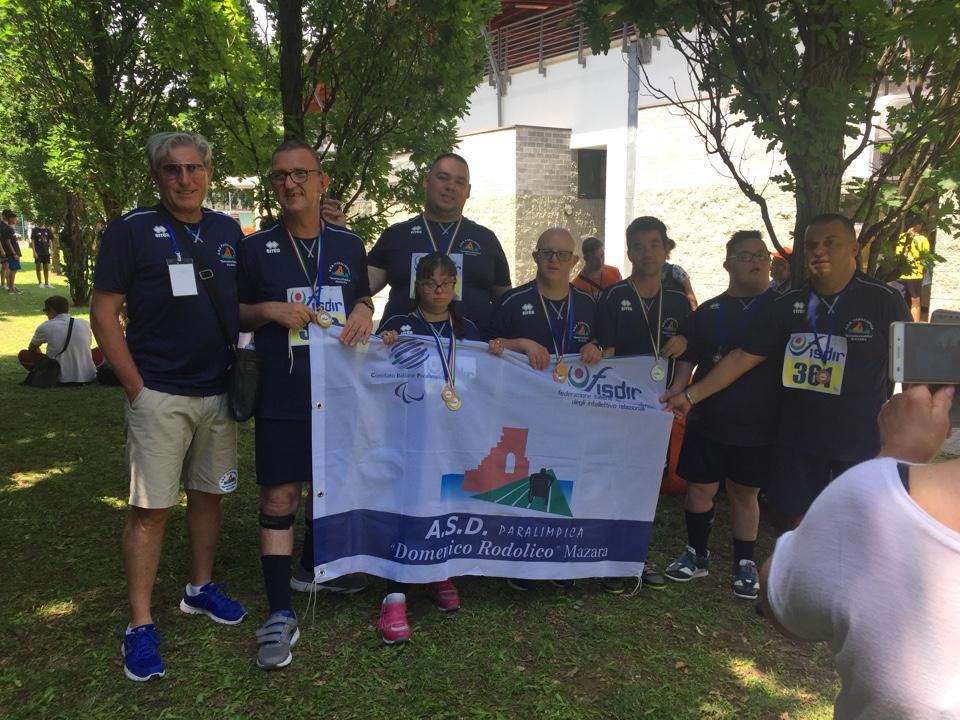 Mazara, Grande finale di stagione dei ragazzi dell'A.S. Paralimpica Domenico Rodolico ai campionati italiani di atletica a Firenze