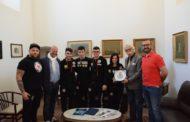 Mazara, Incontro con gli atleti di Kickboxing del 91026 Figth Club Mazara