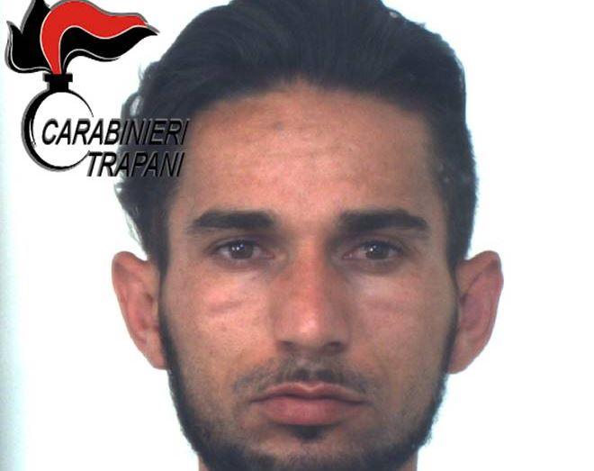 Trapani, un arresto per furto alla Soprintendenza dei beni Culturali