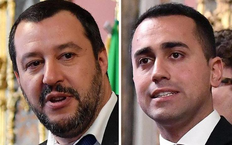 Di Maio e Salvini da Mattarella nel pomeriggio. Ma senza il nome del premier