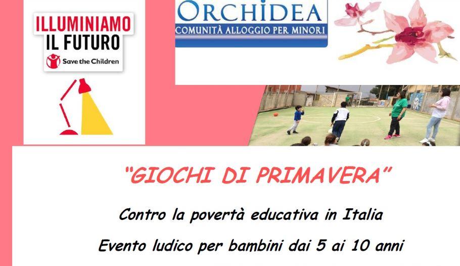 Mazara, La Comunità per minori Orchidea aderisce alla Campagna