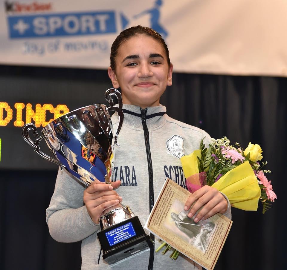 La Mazara Scherma conquista un Oro ed un Bronzo al Gran Premio Giovanissimi