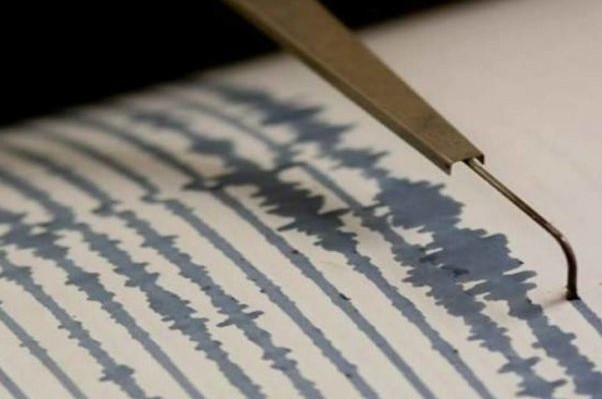 Terremoto magnitudo 3.9 nel Canale di Sicilia