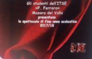 """Mazara, oggi venerdi 25 maggio spettacolo di fine anno dell'ITSE """"Francesco Ferrara"""""""