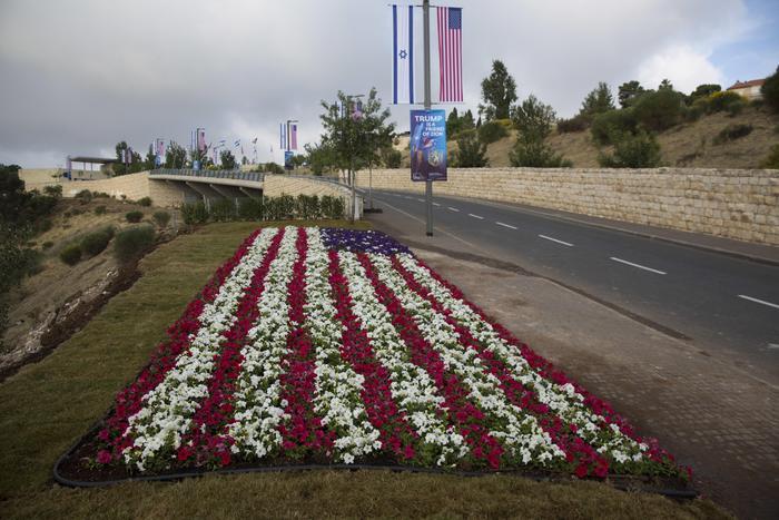 Gerusalemme: 4 Paesi Ue all'inaugurazione dell'ambasciata Usa a Gerusalemme